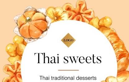 Auspicious Thai desserts
