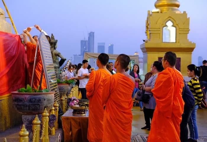 タイの出家・続