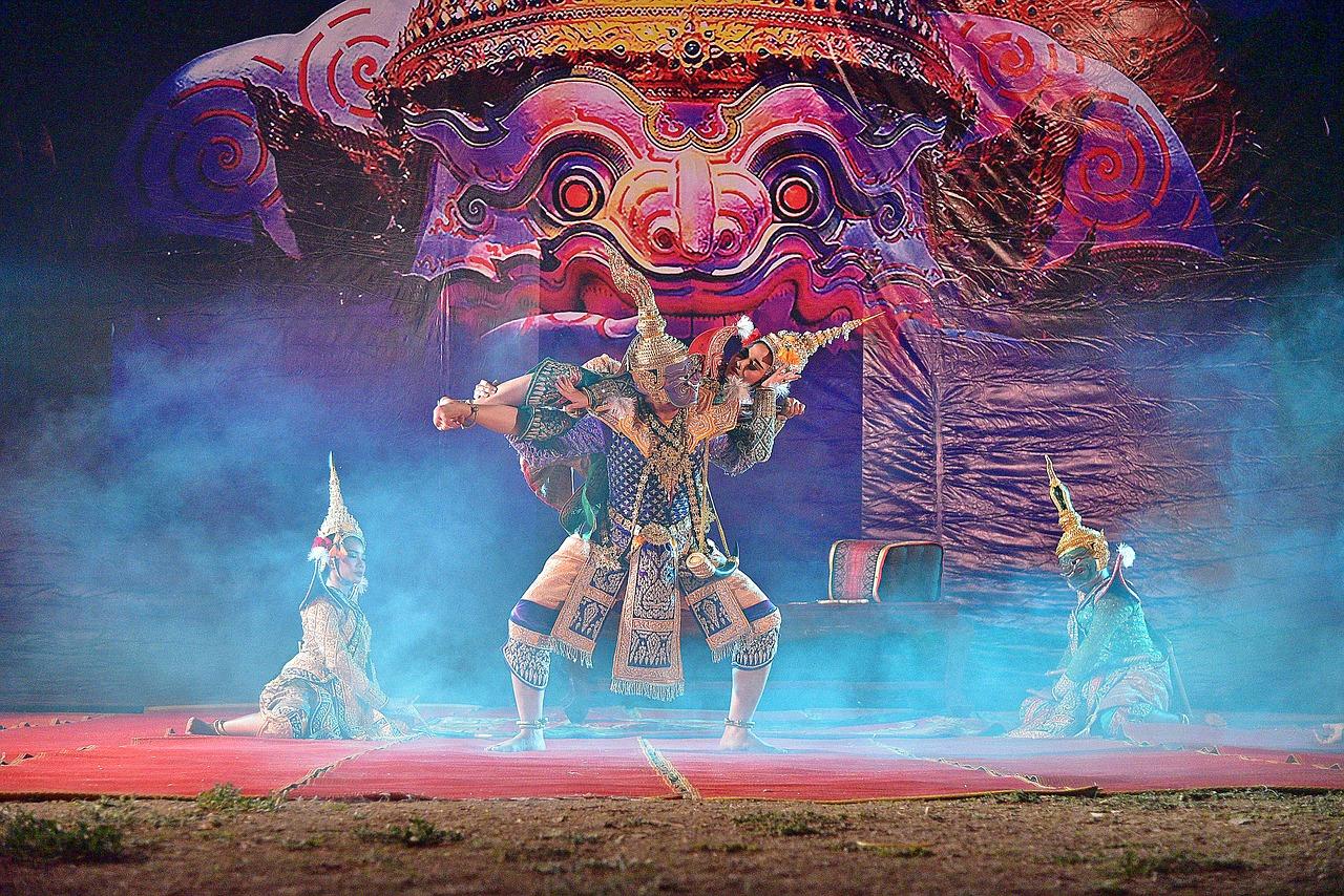 Dance in Thailand