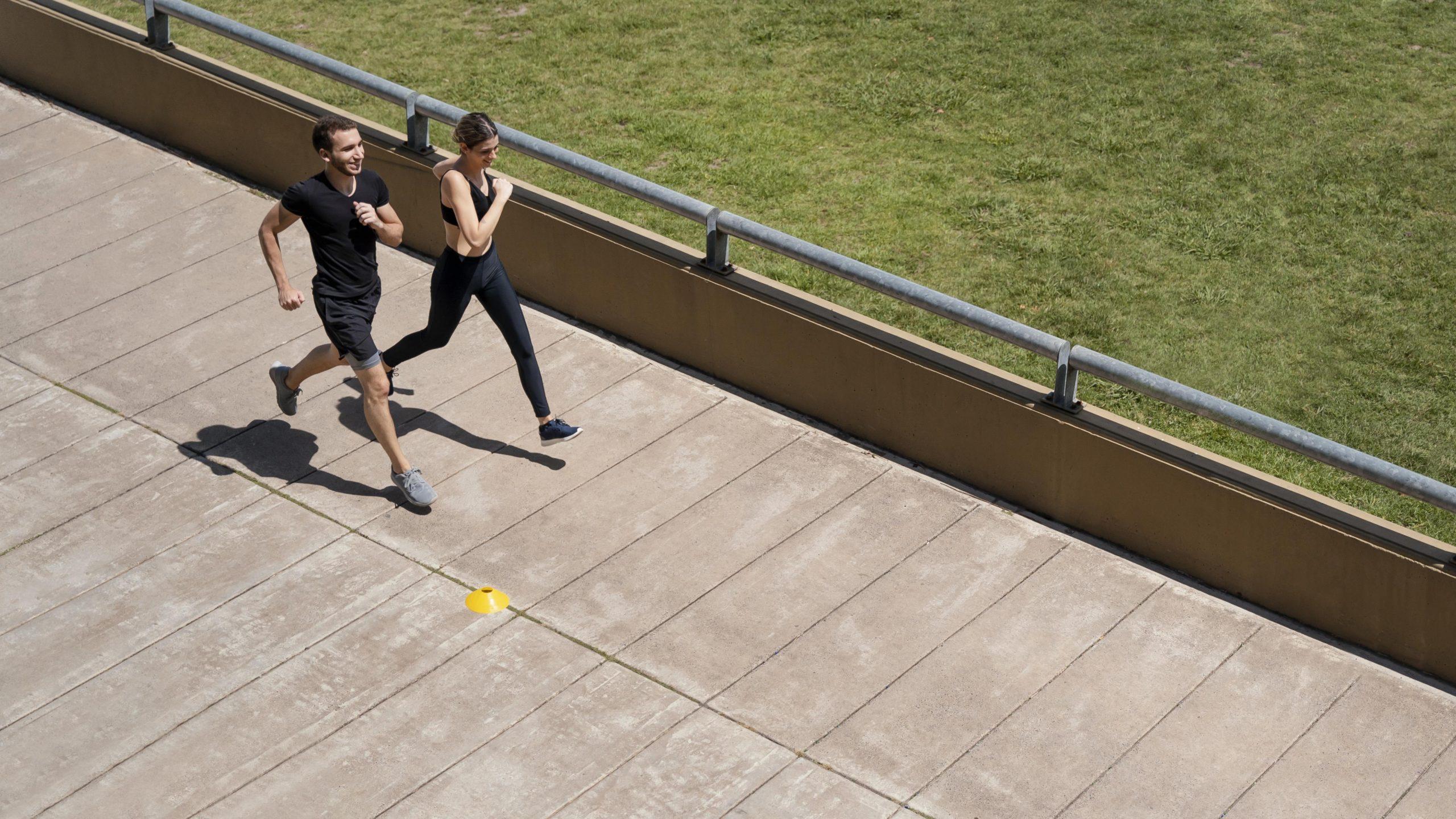 30 mins of Walk-Run
